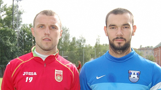 Arsenal  signed contracts with Evgeny Osipov and Maxim Votinov