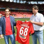 Spartak Moscow announced Gazizov as new CEO