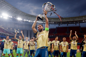 Zenit awarded with 2019/20 Russian Cup