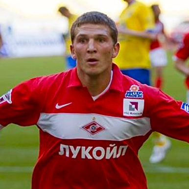 On This Day: Prudnikov scores on his RPL debut for Spartak