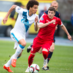 Ufa and Zenit Play in a Draw