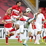 Spartak and Ufa Play in a Draw