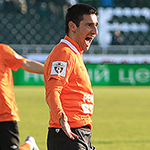 HatTrick of Gogniev Help Ural to Beat Anji
