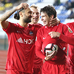 Enisey had its first win in RPL