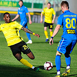 Anji and Rostov play in a draw