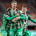 Spartak was not able to keep the win against Rubin