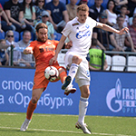 Pavel Pogrebnyak saved Ural from defeat
