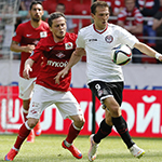 Spatak and Amkar Play in a Draw