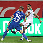 Lokomotiv miss penalty and have winner ruled out by VAR in added time