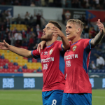 Vlasic strikes twice to win Spartak derby and end CSKA's winless run