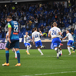 Matchday 5 highlights: Dynamo break Zenit's run, Akhmat's first win in Cherkizovo