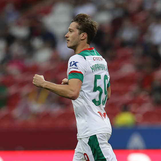 Aleksey Miranchuk double hands Lokomotiv win over Rubin Kazan