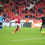 Spartak close gap at top with win over Rotor