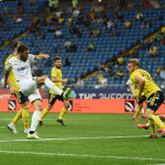 Popov holds his nerve from the spot to earn Rostov draw deep into added time