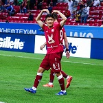 Hwang In-beom is fifth South Korean player to score in the RPL