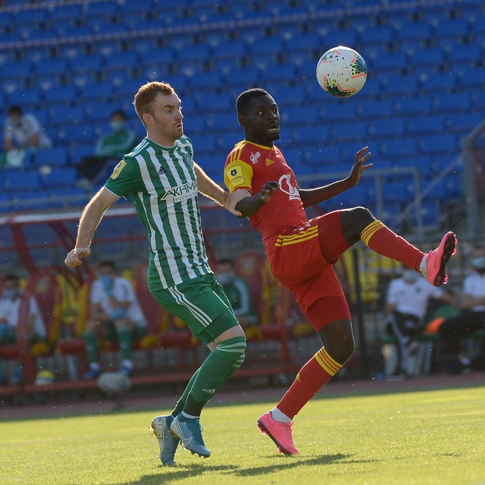 Roshi double and Kharin pile more misery on Arsenal Tula